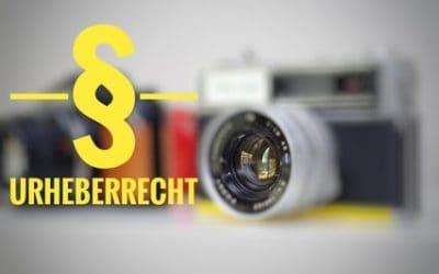 Urheberrechtsgesetz – Verstöße können teuer werden!